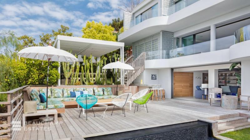 Luxus-Haus zu vermieten CAP D'ANTIBES, 420 m²,