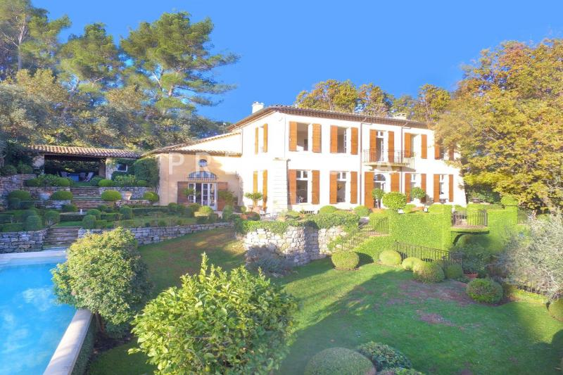 Verkoop Prestigieuze Villa MOUGINS