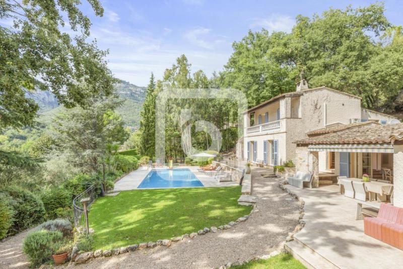 Sale Prestige House TOURRETTES SUR LOUP