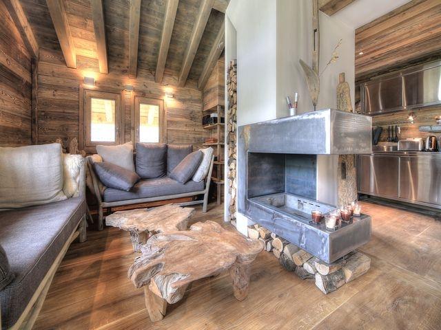 Luxury Chalet for rent SAINT MARTIN DE BELLEVILLE, 200 m², 5 Bedrooms,