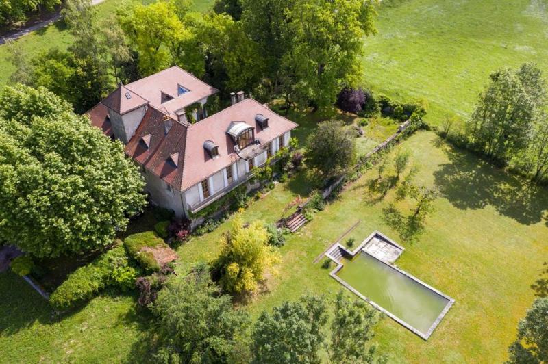 Verkauf Prestige-Schloss / Herrenhaus BONNEVILLE