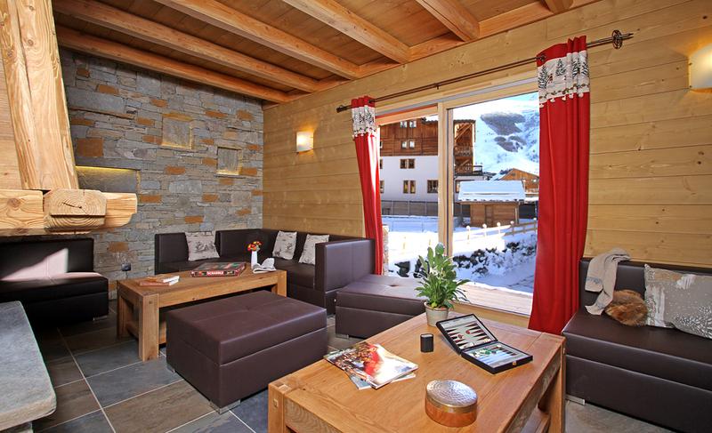 Luxury Chalet for rent LES DEUX ALPES, 200 m², 5 Bedrooms,