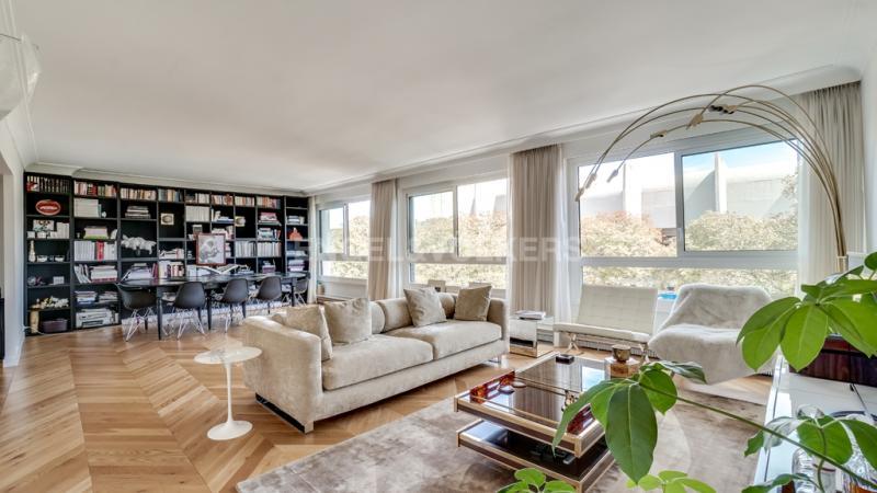 Verkoop Prestigieuze Appartement BOULOGNE BILLANCOURT