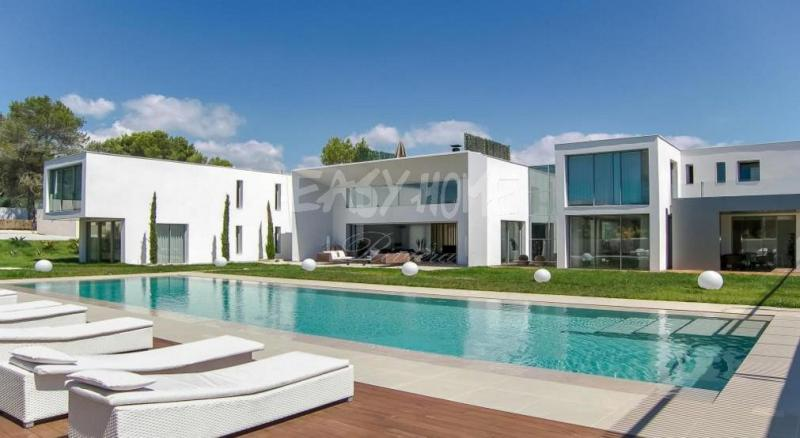 Поместье класса люкс Мужен, 509 м², 5 Спальни, 9500000€