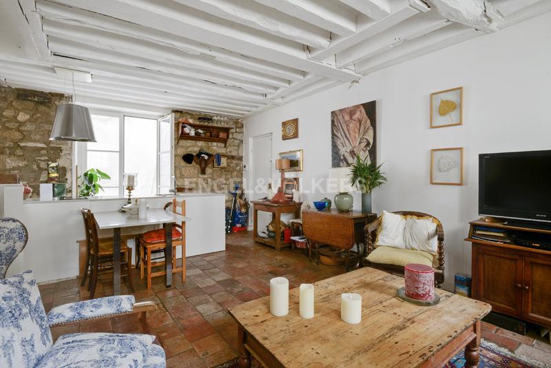 Vendita Appartamento di prestigio PARIS 4E