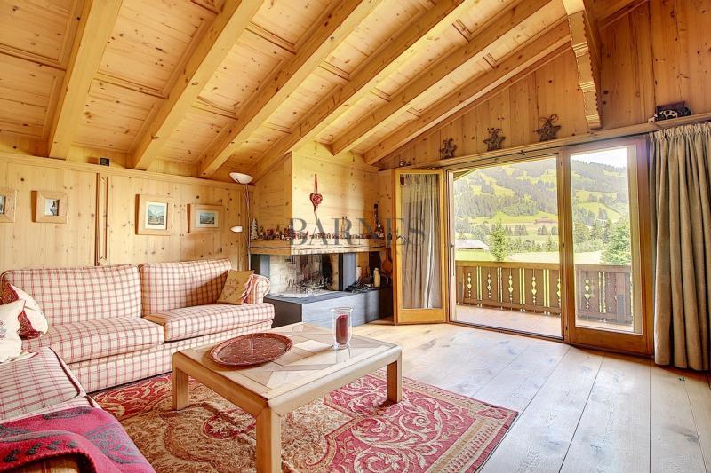 Verkauf Prestige-Wohnung Schönried