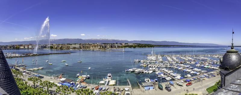 Verkauf Prestige-Wohnung Genève