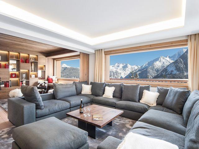 Chalet de luxe à louer COURCHEVEL, 300 m², 6 Chambres,