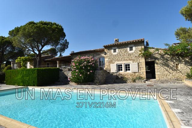 Prestige House GORDES, 176 m², 4 Bedrooms, €1200000