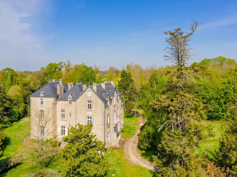 Vente Château / Manoir de prestige GOURNAY LOIZE