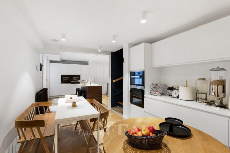Vente hôtel particulier de luxe NEUILLY SUR SEINE 6 chambres 10 pièces 245 m2_8