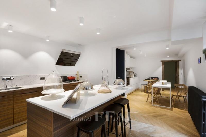Vente hôtel particulier de luxe NEUILLY SUR SEINE 6 chambres 10 pièces 245 m2_4