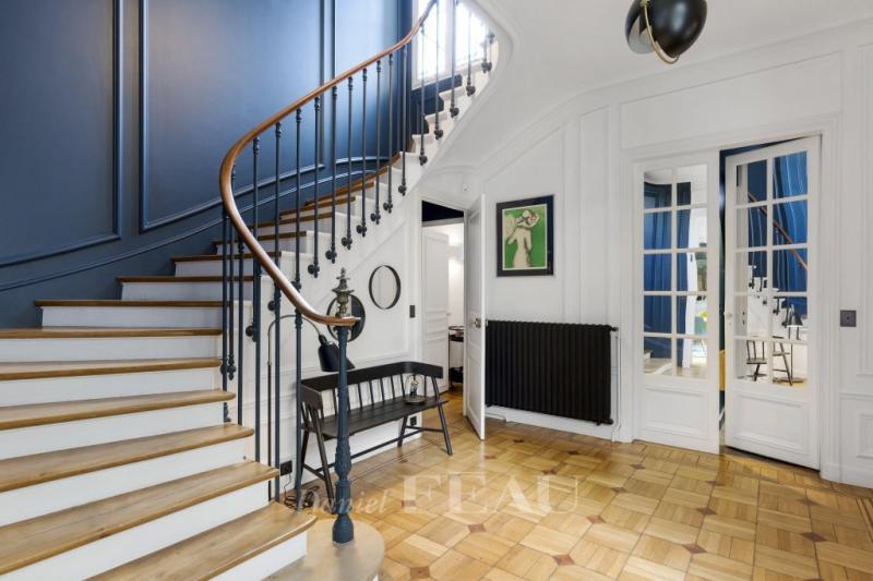 Vente hôtel particulier de luxe NEUILLY SUR SEINE 6 chambres 10 pièces 245 m2_2