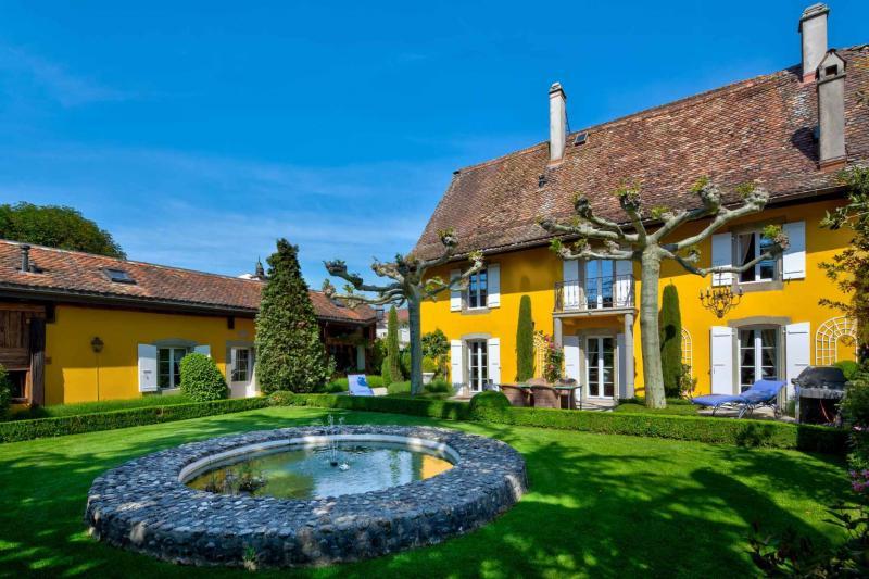 Verkauf Prestige-Villa Gland
