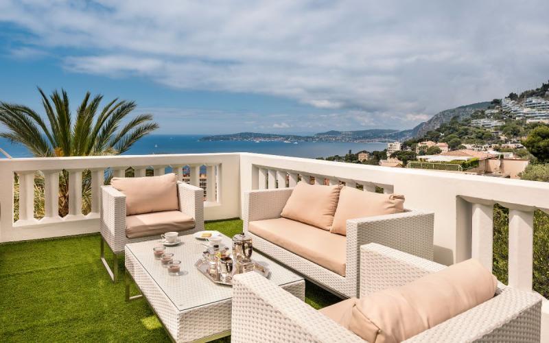 Luxury House for rent SAINT JEAN CAP FERRAT, 6 Bedrooms,