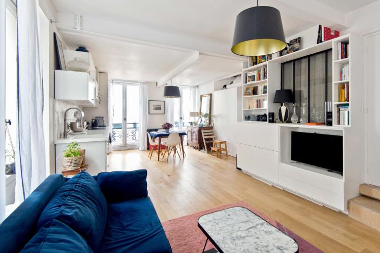 Verkoop Prestigieuze Appartement PARIS 12E
