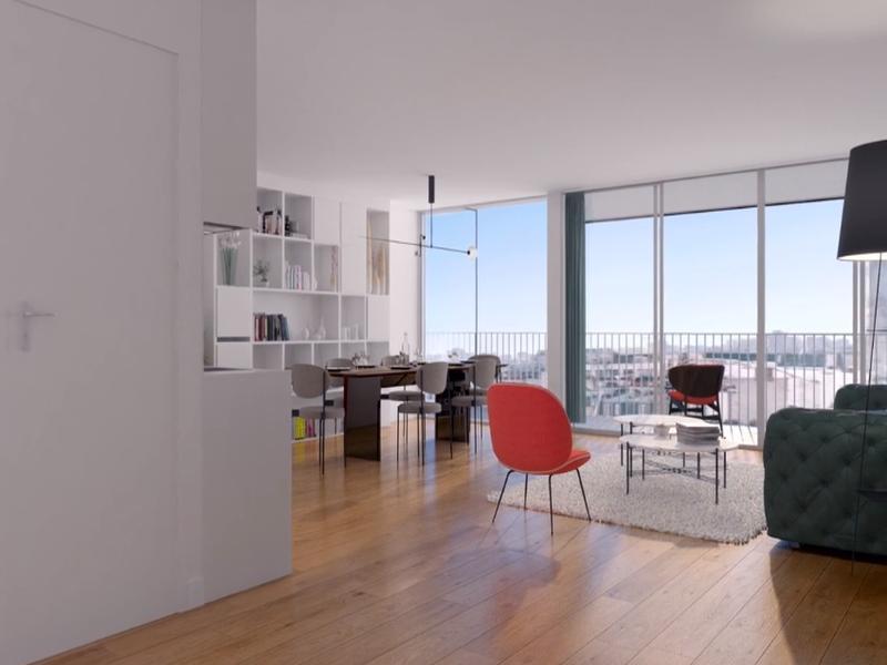 Vente Appartement de prestige PARIS 18E