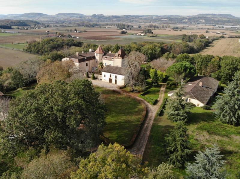 Vente Château / Manoir de prestige TOURNON D'AGENAIS