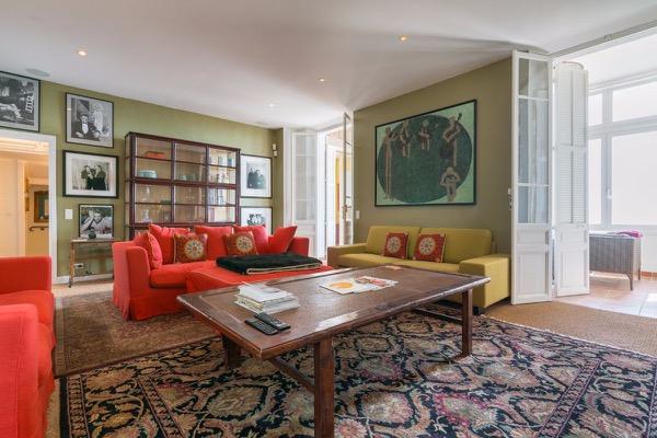 Maison de luxe à louer VENCE, 4 Chambres,