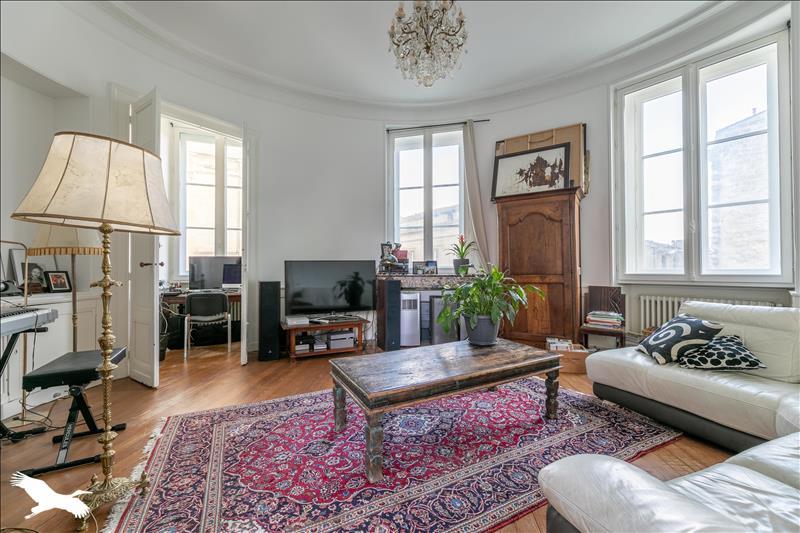 Verkoop Prestigieuze Appartement BORDEAUX