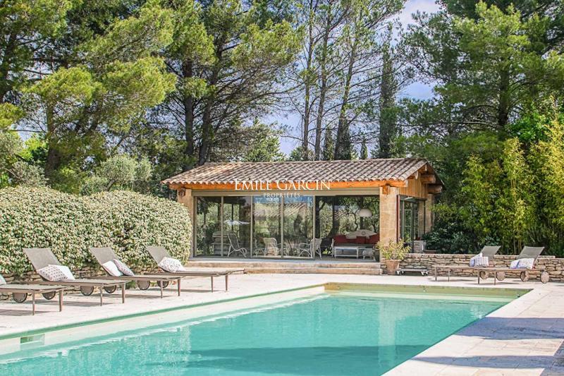 Langfristige vermietung haus für Luxusobjekt EYGALIERES 7 Schlafzimmer 9 Zimmer 300 m2_3
