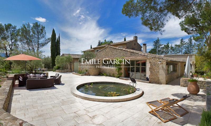 Langfristige vermietung haus für Luxusobjekt EYGALIERES 7 Schlafzimmer 9 Zimmer 300 m2_5
