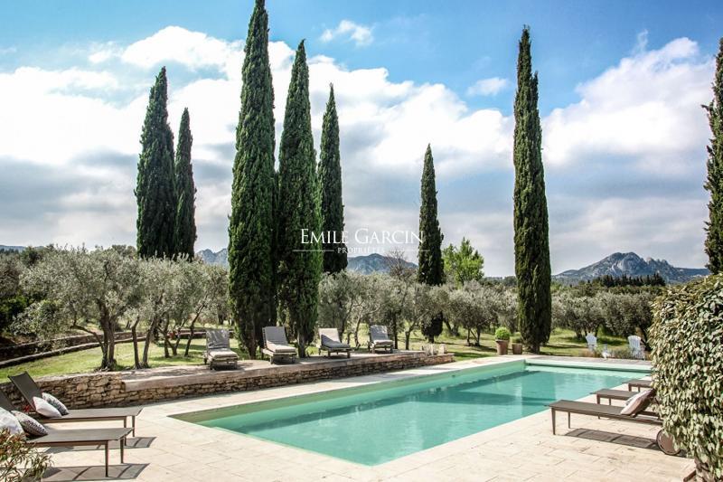 Langfristige vermietung haus für Luxusobjekt EYGALIERES 7 Schlafzimmer 9 Zimmer 300 m2_0