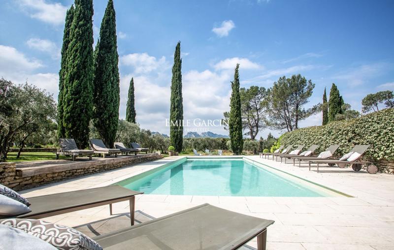 Langfristige vermietung haus für Luxusobjekt EYGALIERES 7 Schlafzimmer 9 Zimmer 300 m2_2
