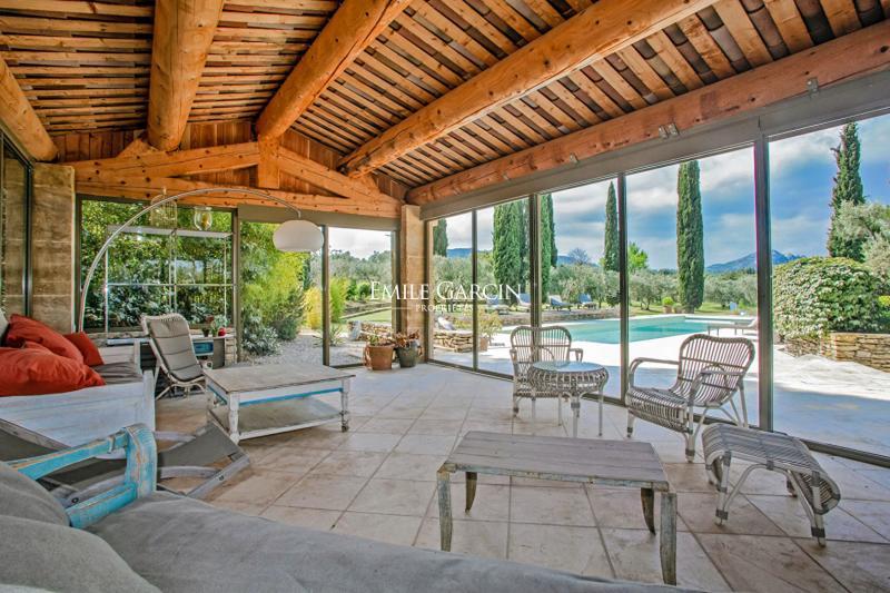 Langfristige vermietung haus für Luxusobjekt EYGALIERES 7 Schlafzimmer 9 Zimmer 300 m2_4