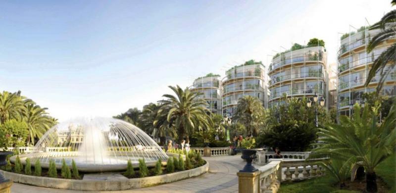 Appartement de prestige Monaco, 597 m², 4 Chambres