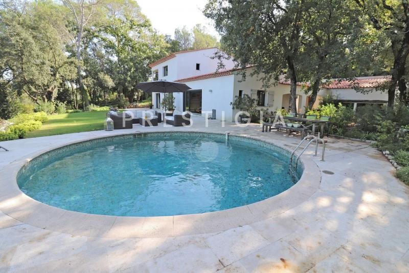 Verkoop Prestigieuze Villa VALBONNE