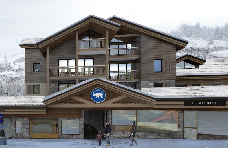 Новые апартаменты класса люкс Куршевель, 84 м², 3 Спальни, 1020000€