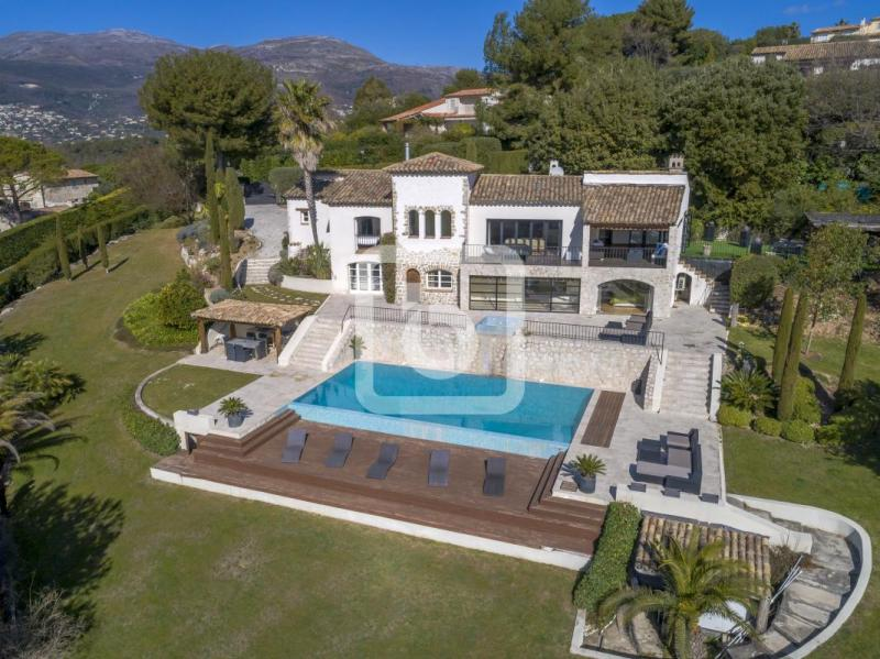Vente Villa de prestige LA COLLE SUR LOUP
