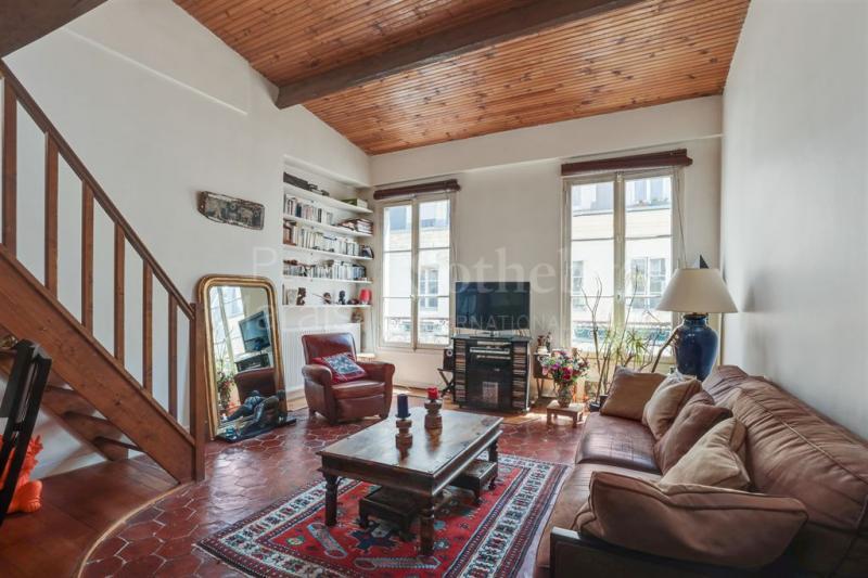 Verkauf Prestige-Wohnung PARIS 10E