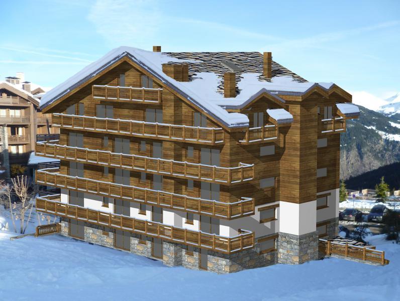 Новые апартаменты класса люкс Куршевель, 134 м², 4 Спальни