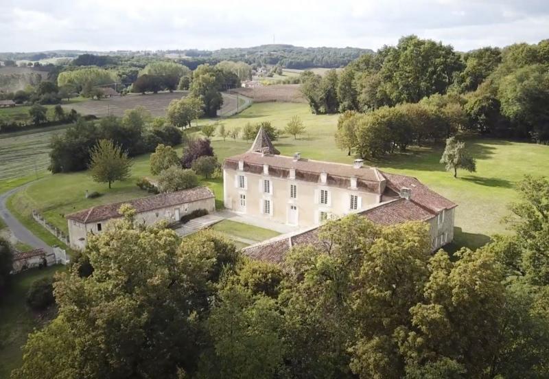 Verkoop Prestigieuze Kasteel/landhuis RIBERAC