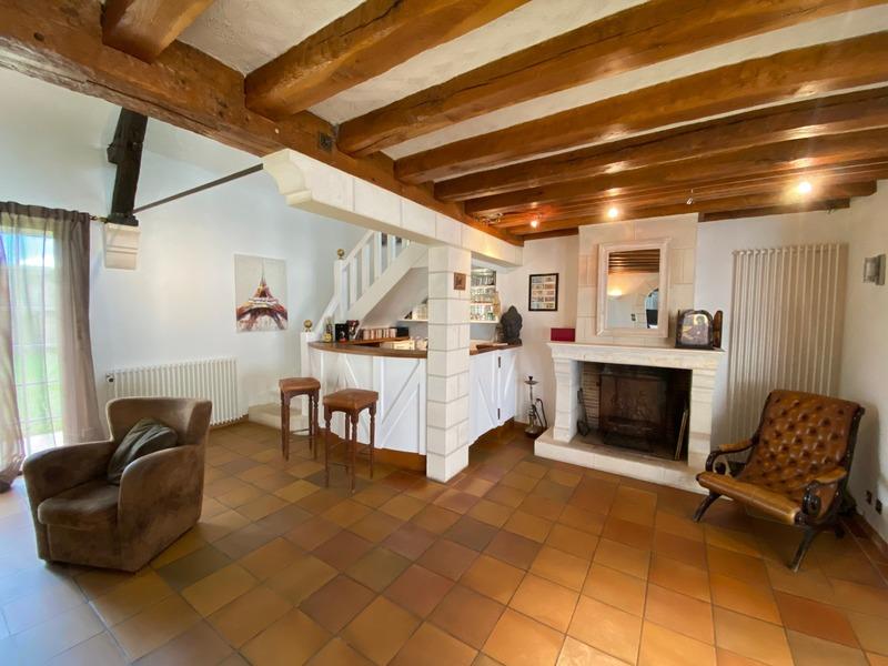 Verkoop Prestigieuze Huis CHAMBRAY LES TOURS