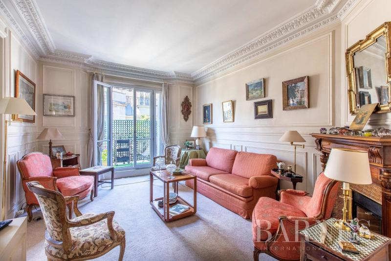 Verkoop Prestigieuze Appartement PARIS 16E