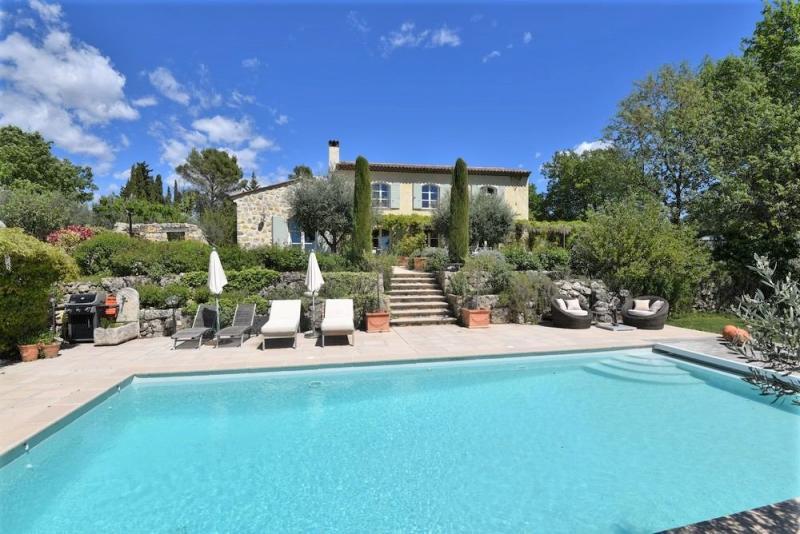 Verkoop Prestigieuze Huis TOURRETTES
