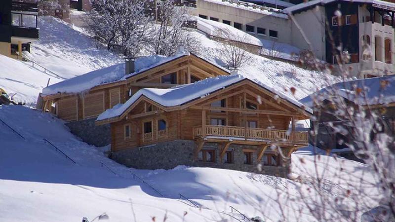 Luxury Chalet for rent LES DEUX ALPES, 200 m², 6 Bedrooms,