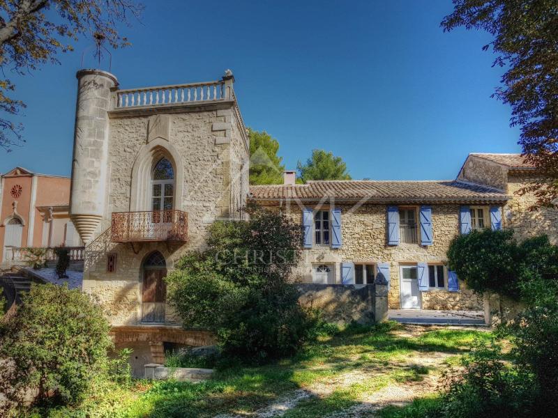 Verkoop Prestigieuze Huis CADENET