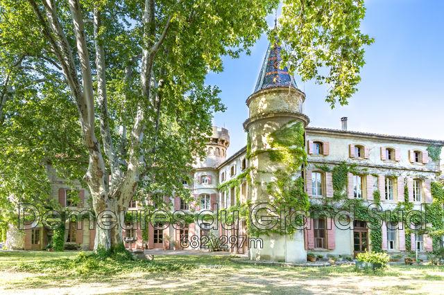 Vente Château / Manoir de prestige CHATEAUNEUF DU PAPE