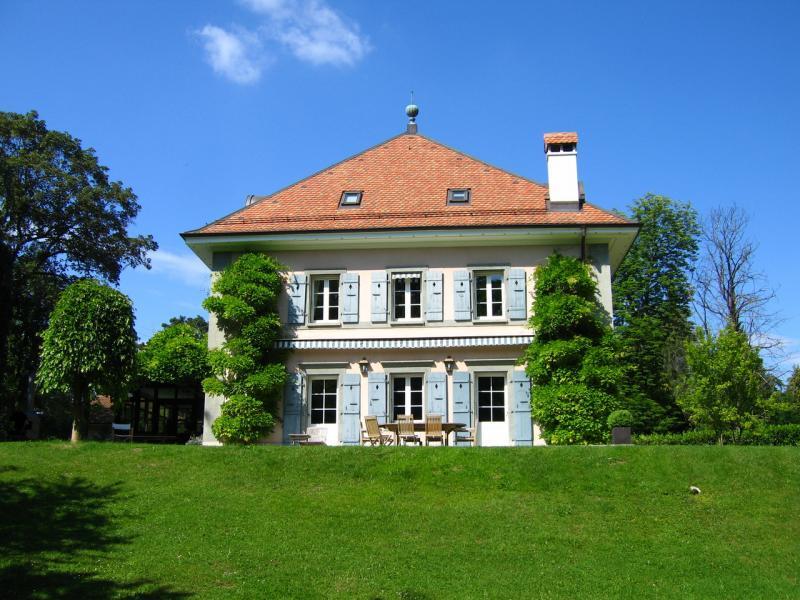 Verkauf Prestige-Haus Troinex