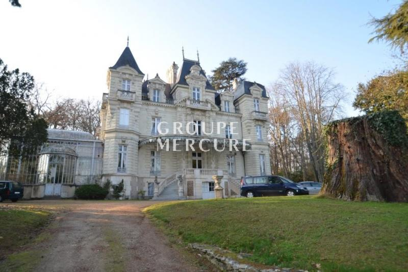 Prestige-Schloss / Herrenhaus SAUMUR, 800 m², 11 Schlafzimmer, 1480000€