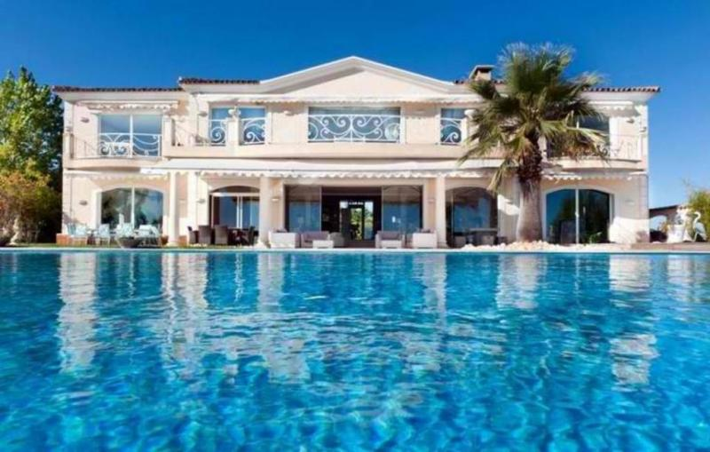 Luxury House for rent CANNES, 550 m², 4 Bedrooms,