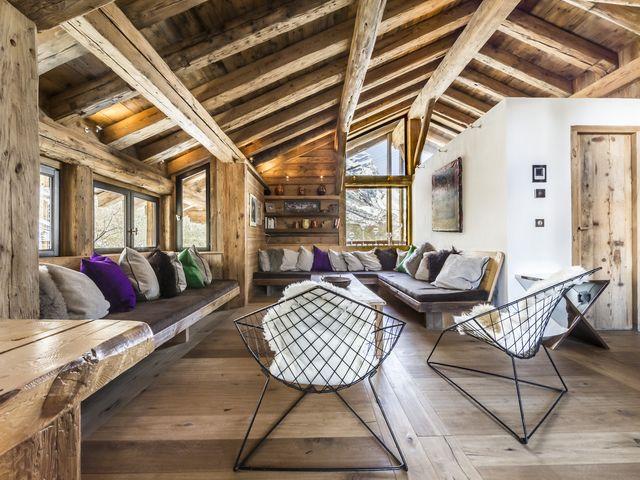 Luxus-Chalet zu vermieten VAL D'ISERE, 5 Schlafzimmer,