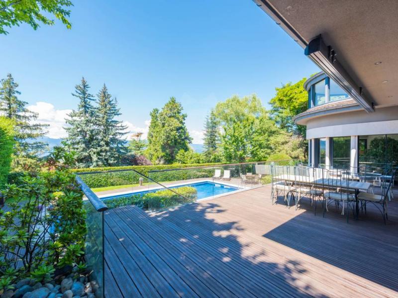 Verkoop Prestigieuze Huis Cologny