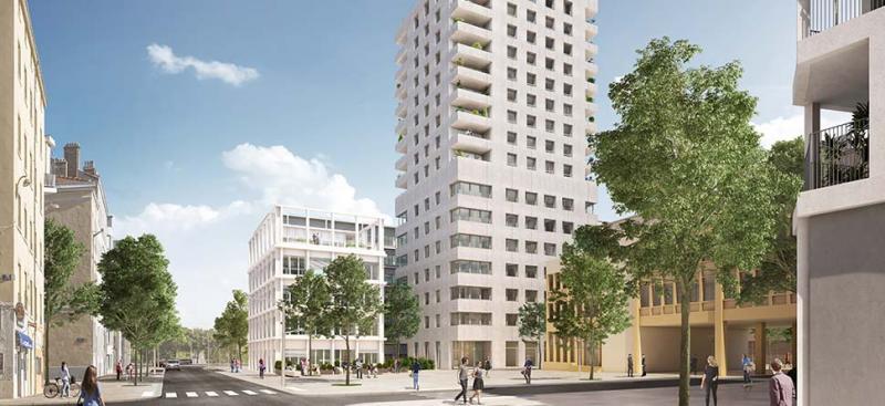 Продажа Новые апартаменты класса люкс Лион