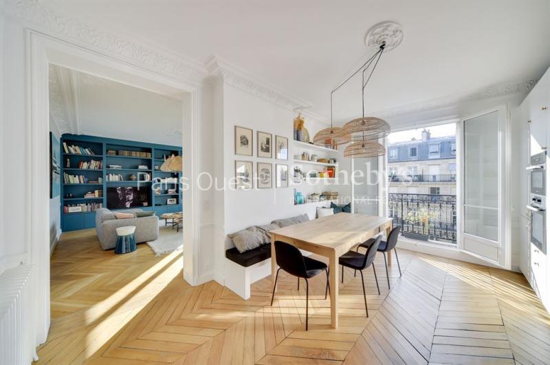 Verkauf Prestige-Wohnung PARIS 17E