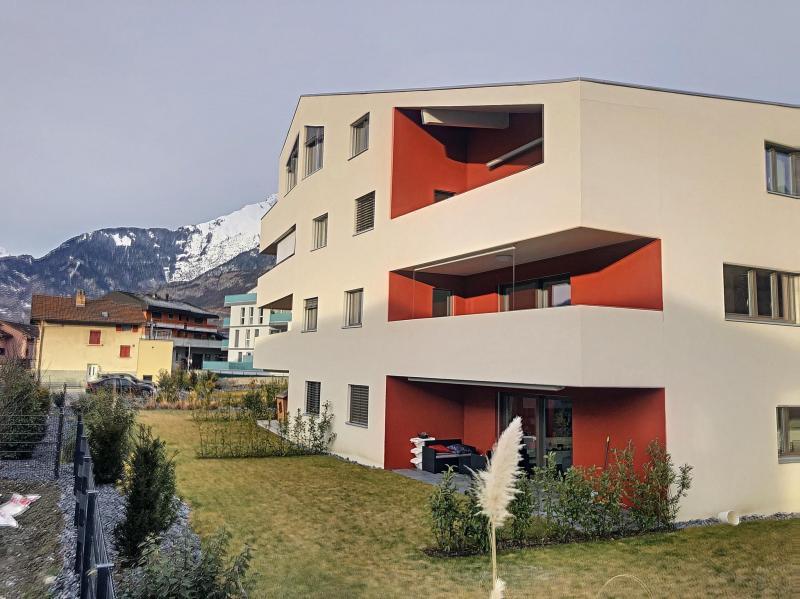 Vendita Appartamento di prestigio Conthey